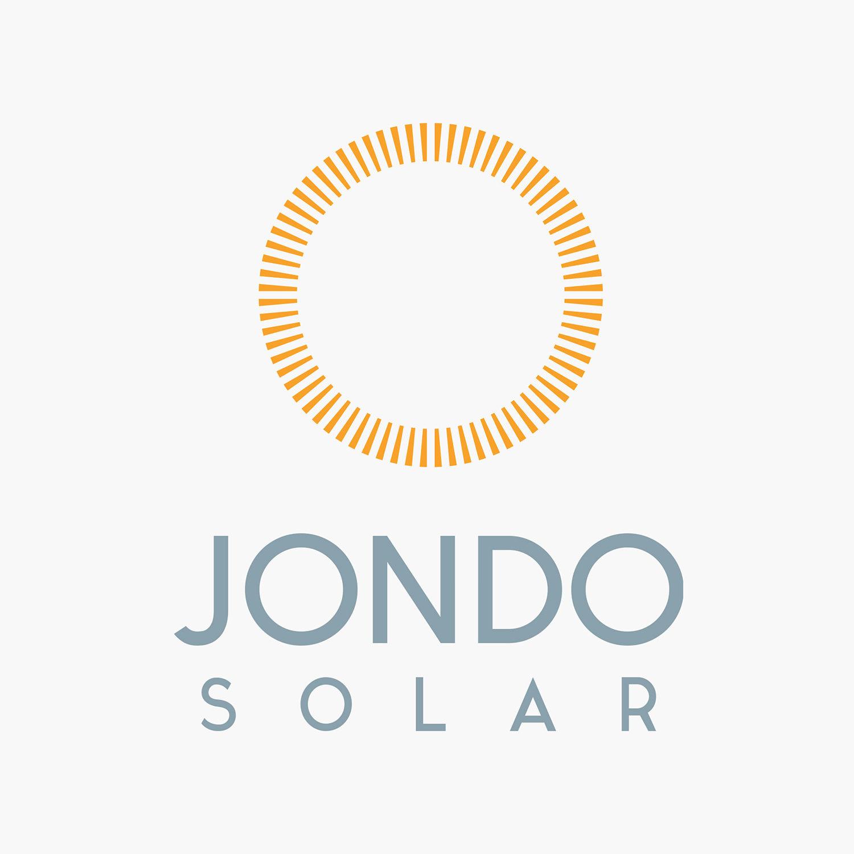 JONDO Solar Logo