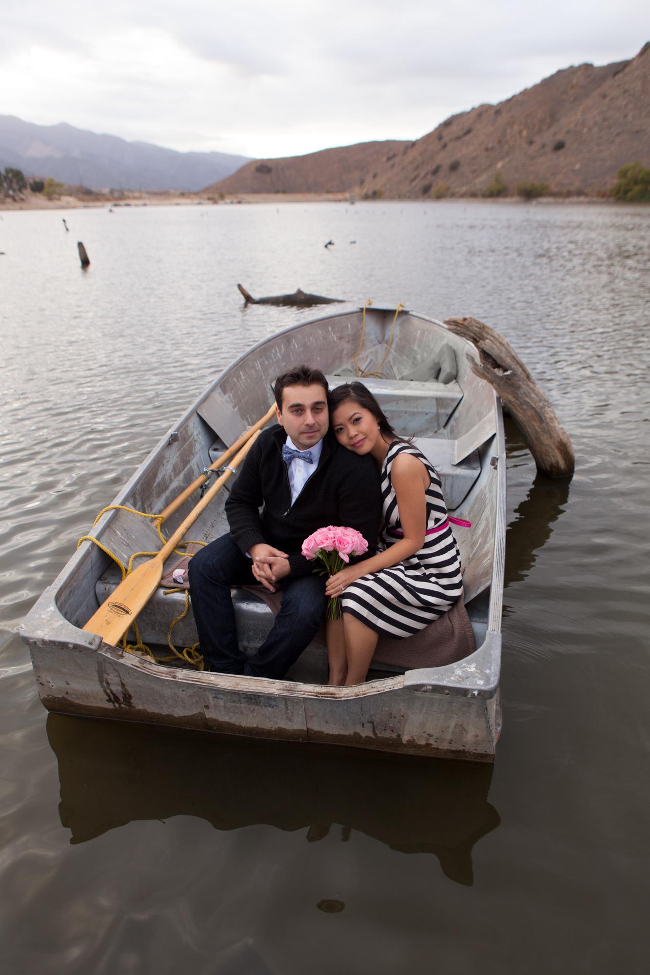 Mai & Jamie | Engagement Shoot