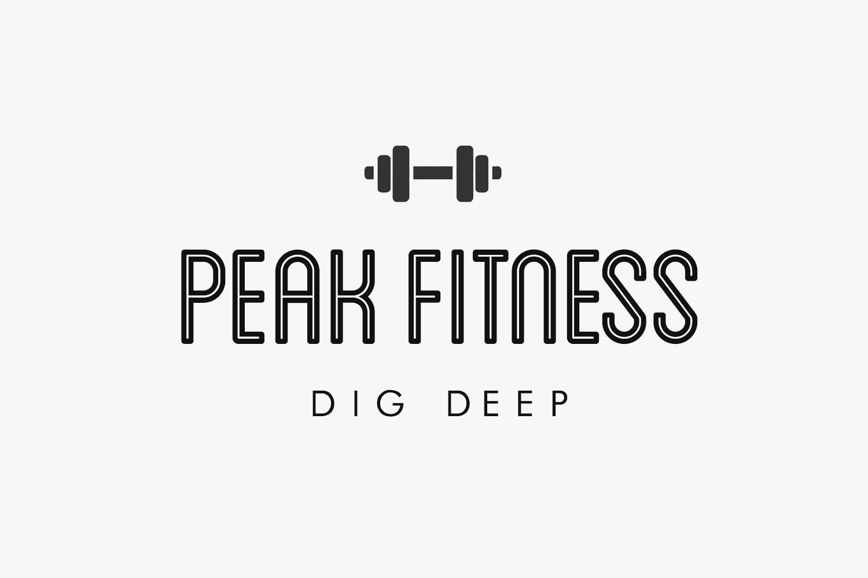Peak Fitness Website