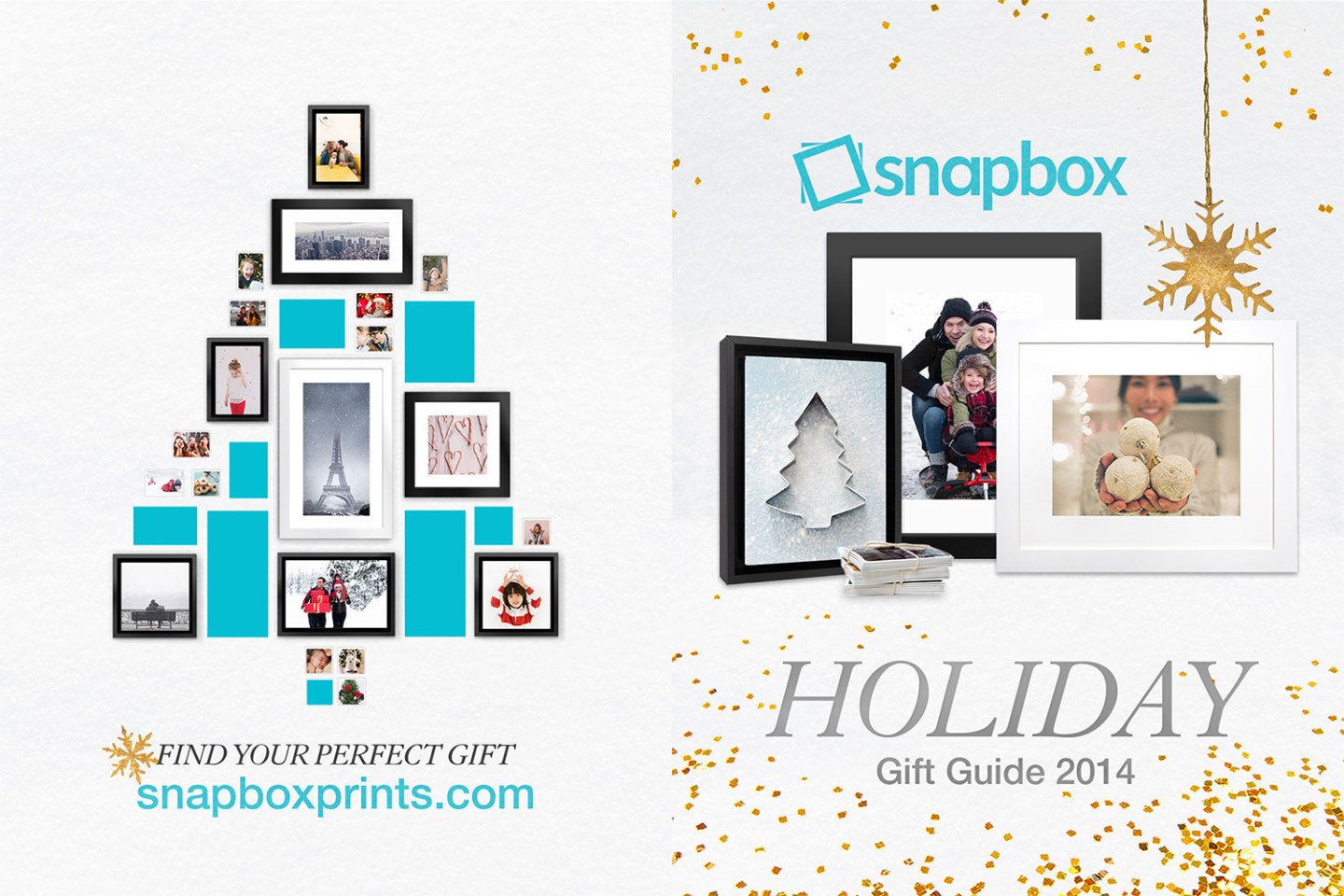 SnapBox Holiday Gift Guide 2014