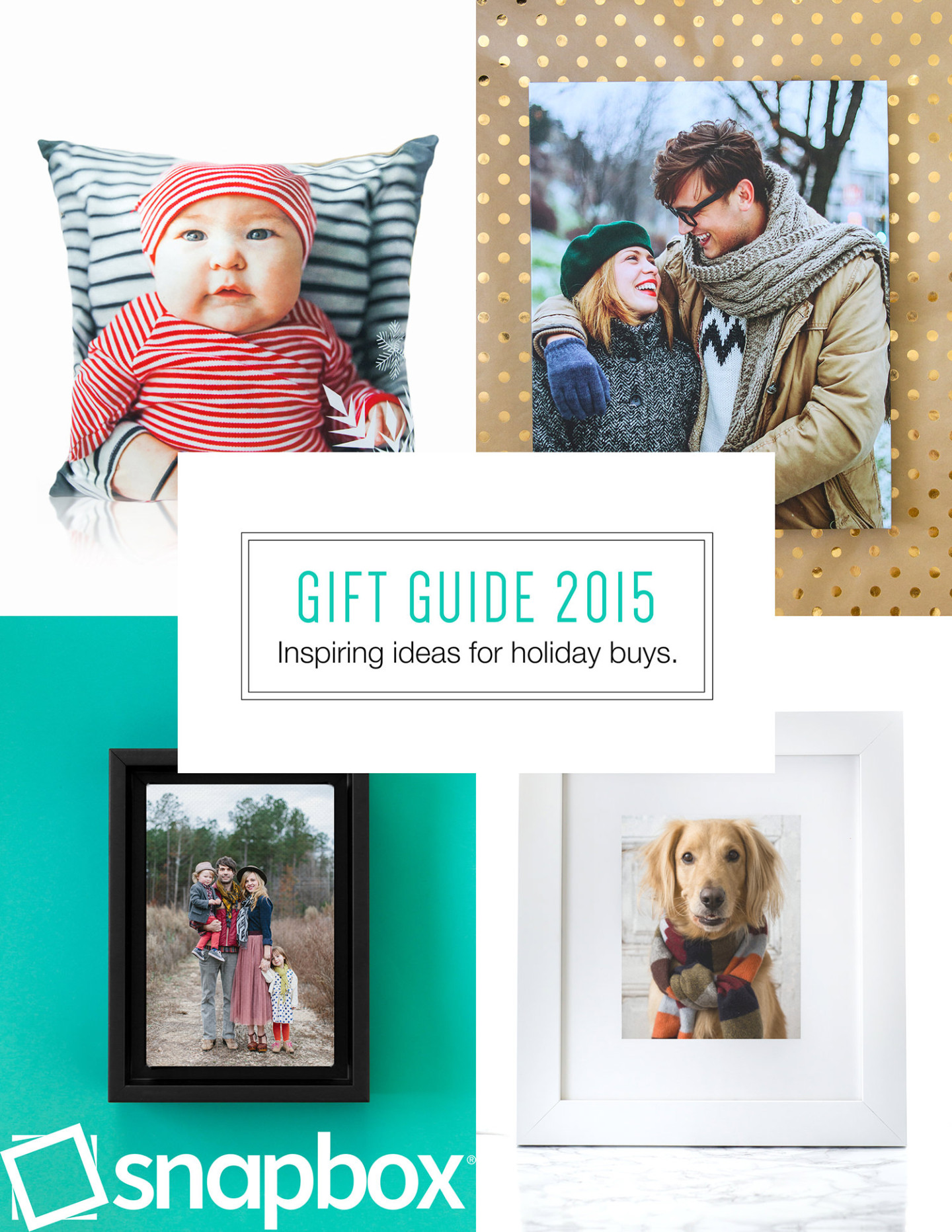 SnapBox Holiday Gift Guide 2015