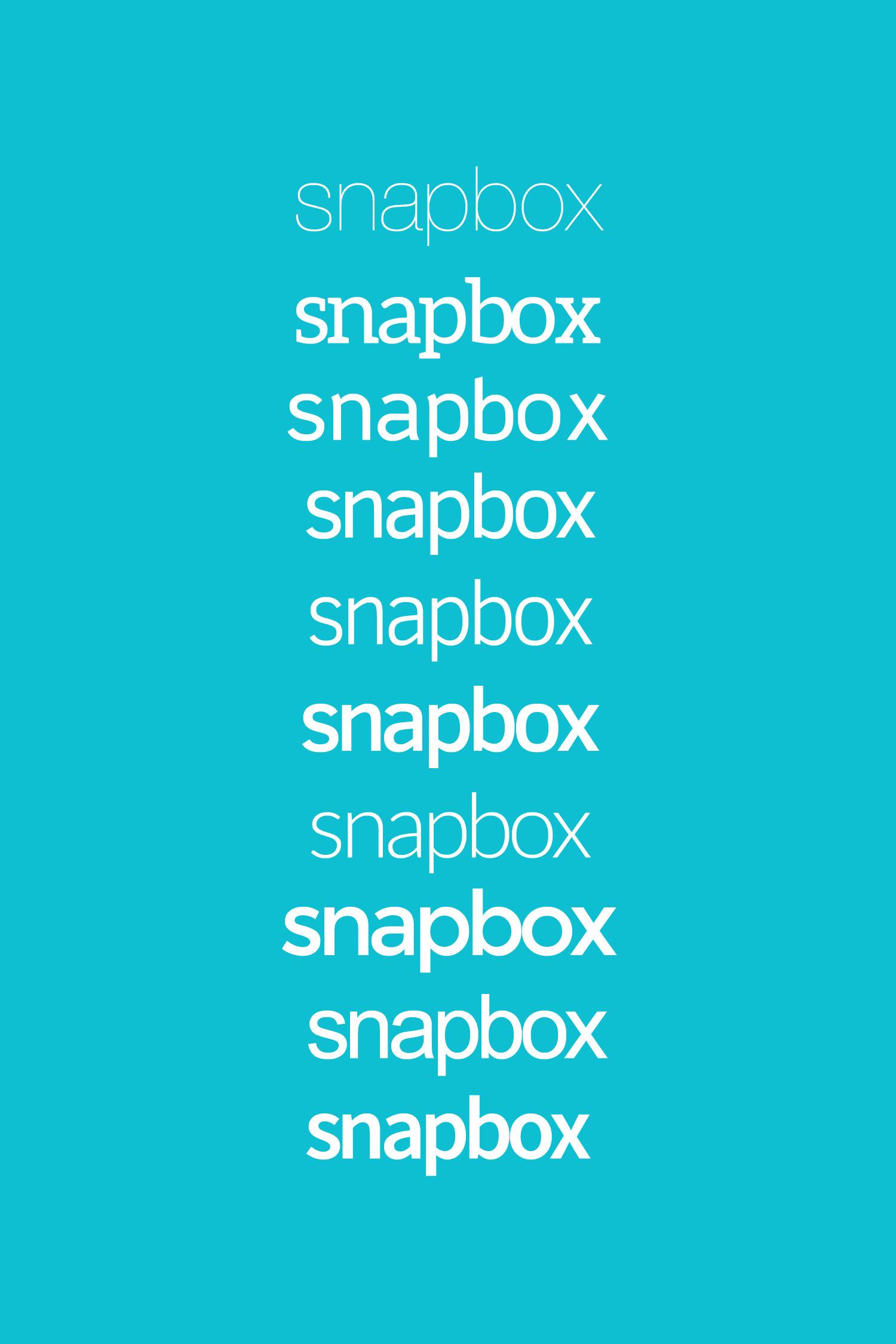 SnapBox Logo