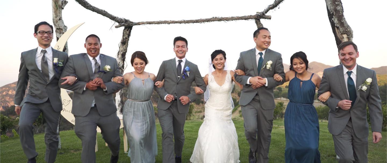 Wedding Highlights: Trinh & Philip